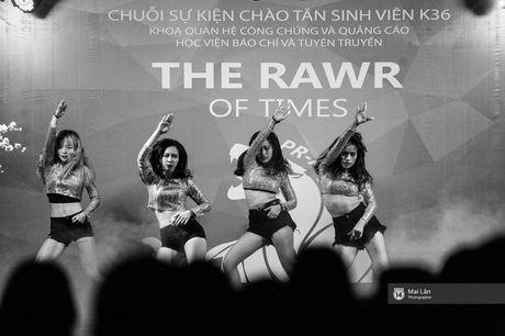 The Rawr of Times: Mot dem da hoi sieu chat, sieu vui cua 'nam thanh nu tu ' truong Bao - Anh 11