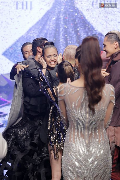 Ngoc Chau la Quan quan cua 'Vietnam's Next Top Model' mua 7! - Anh 2