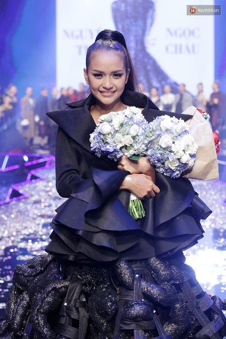 Ngoc Chau la Quan quan cua 'Vietnam's Next Top Model' mua 7! - Anh 4
