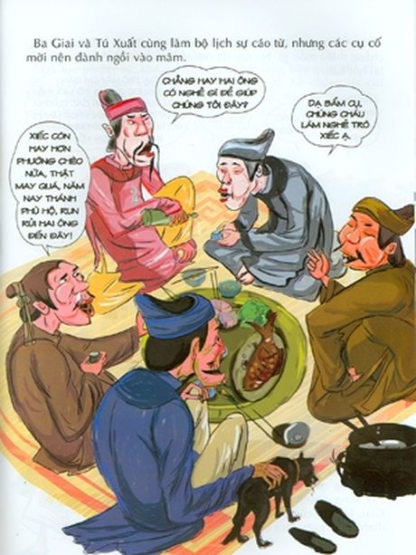 Ba Giai, Tu Xuat va giai thoai quay tung dat Ha Thanh - Anh 2