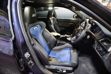 BMW ra mat M3 dac biet gia gan 85.000 USD - Anh 2