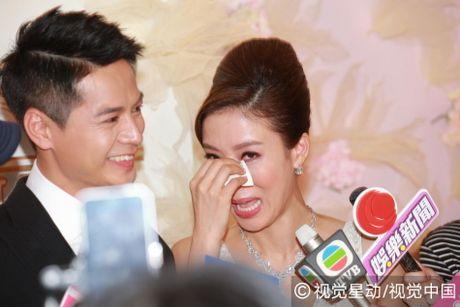 Dan anh hau, anh de TVB te tuu tai dam cuoi Duong Di - Anh 3