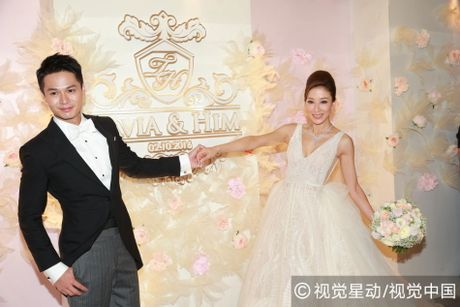 Dan anh hau, anh de TVB te tuu tai dam cuoi Duong Di - Anh 4