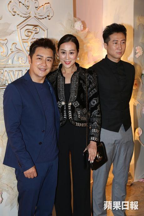 Dan anh hau, anh de TVB te tuu tai dam cuoi Duong Di - Anh 7