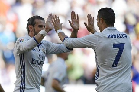 Gareth Bale ghi ban, Real van chua biet thang - Anh 1