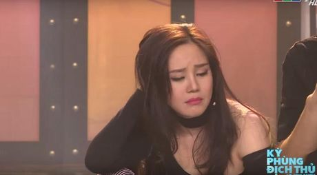 Vy Oanh cham mat Tran Thanh sau scandal to tre gio - Anh 1