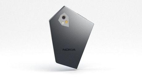 Xem concept Nokia Prism tao bao phi thuong voi man hinh 5 goc va giao dien doc dao - Anh 2
