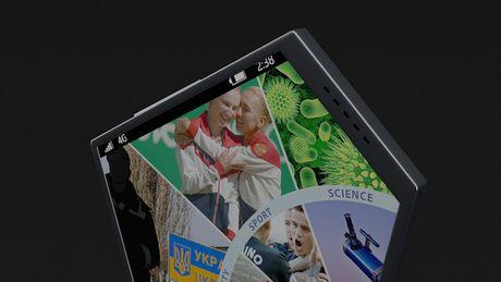 Xem concept Nokia Prism tao bao phi thuong voi man hinh 5 goc va giao dien doc dao - Anh 3
