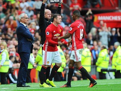 Quen Wayne Rooney di, Marcus Rashford moi la tuong lai cua Man United - Anh 1