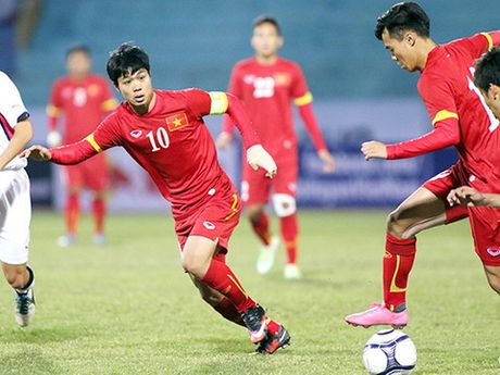 Tuyen Viet Nam don Xuan Truong, Cong Phuong va Tuan Anh - Anh 1