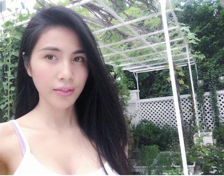 Vuon rau sach trong biet thu trieu do xanh muot cua vo chong Thuy Tien - Cong Vinh - Anh 1