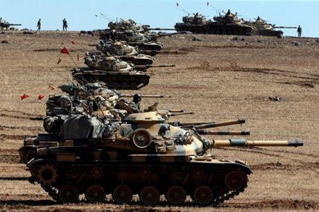 Quan doi Tho Nhi Ky keo dai thoi gian o lai Syria va Iraq - Anh 1
