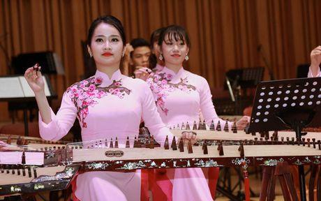 Sao Mai Le Anh Dung 'da nham san' sang Nhac cu truyen thong - Anh 6