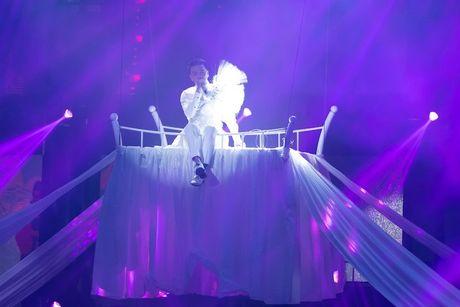 Choang ngop 'Sieu show kim cuong' nua trieu USD cua Dam Vinh Hung - Anh 16