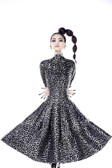 Ngam hanh trinh 'lot xac' cua Quan quan Ngoc Chau VN Next Top Model - Anh 13