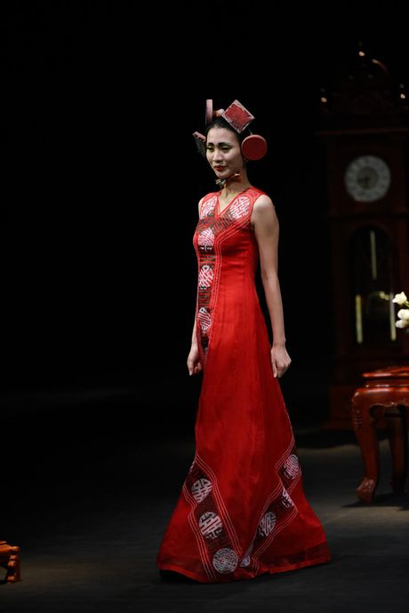 Thoi gian lang dong tai dem dien haute couture VFW - Anh 6