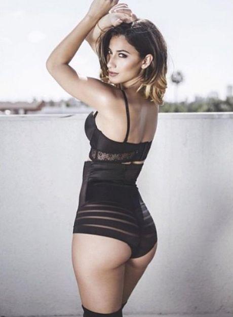Chan dung hot girl Lexy Panterra - nguoi khien CR7 me met - Anh 3