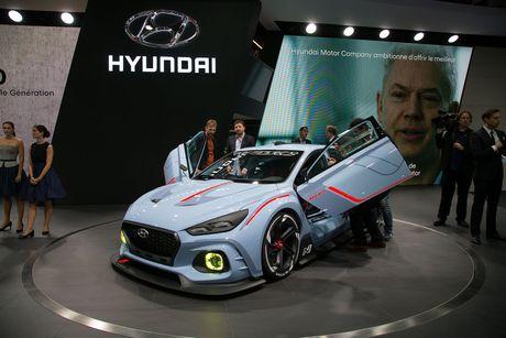 Hyundai RN30 - Phien ban hieu suat cao cua xe gia dinh i30 - Anh 2