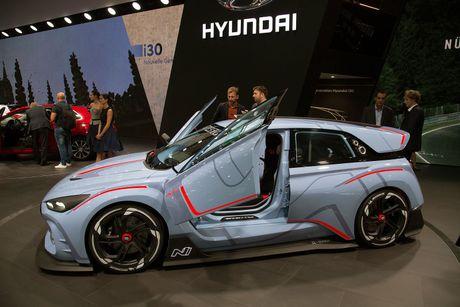 Hyundai RN30 - Phien ban hieu suat cao cua xe gia dinh i30 - Anh 6