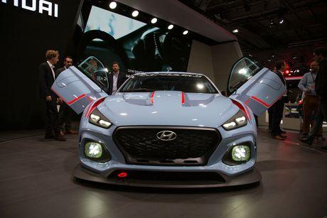 Hyundai RN30 - Phien ban hieu suat cao cua xe gia dinh i30 - Anh 8