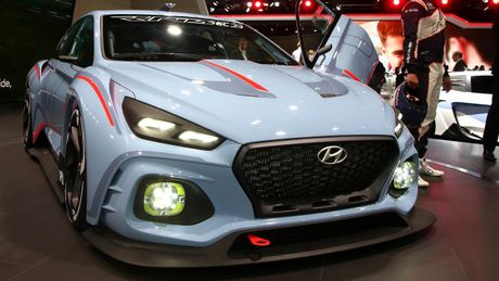 Hyundai RN30 - Phien ban hieu suat cao cua xe gia dinh i30 - Anh 9