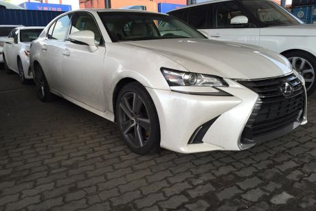 'Cham mat' xe sang Lexus GS 200t gia 3,1 ty tai Ha Noi - Anh 1