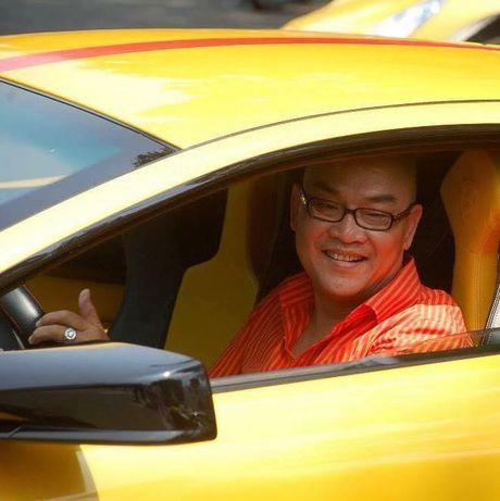 Dai gia thiet bi y te choi sieu xe 'khung nhat' Sai Gon - Anh 7