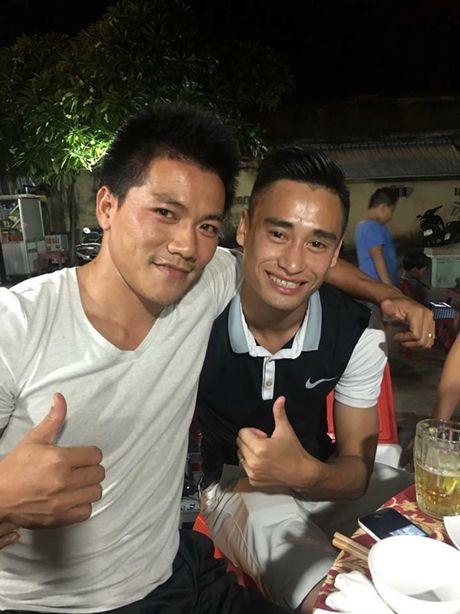 Tien dao Nguyen Quang Hai gia tu su nghiep vi benh thoat vi dia dem - Anh 1