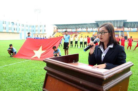 Vong loai giai U.21 Bao Thanh Nien 2016: Khoi dau soi noi - Anh 1