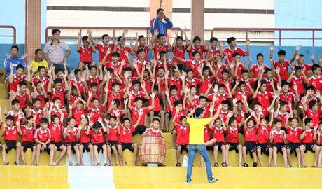 Vong loai giai U.21 Bao Thanh Nien 2016: Khoi dau soi noi - Anh 7