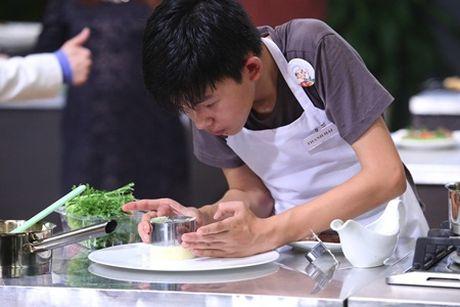 Vua dau bep nhi 2016 tap 1: 3 guong mat dau tien buoc vao Vong Kitchen - Anh 7