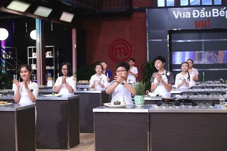 Vua dau bep nhi 2016 tap 1: 3 guong mat dau tien buoc vao Vong Kitchen - Anh 9