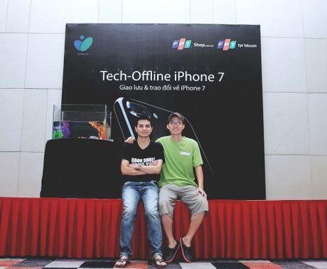 Hinh anh buoi offline iPhone 7 tai Ha Noi va Da Nang - Anh 3