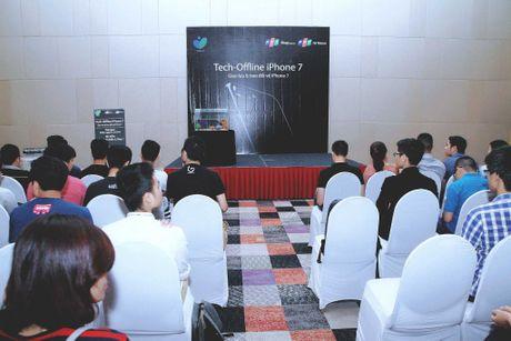 Hinh anh buoi offline iPhone 7 tai Ha Noi va Da Nang - Anh 7