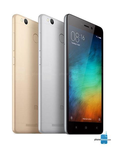 """Xiaomi Redmi 3S Plus len ke tai An Do voi pin """"khung"""" - Anh 2"""