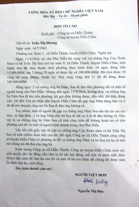 Nup bong 'Quy giup do tinh thuong', ba chu hui om ca chuc ty bo tron - Anh 4
