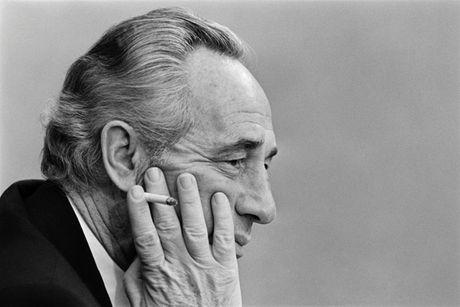 Shimon Peres va nhung no luc kien tao hoa binh - Anh 1