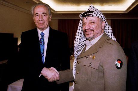 Shimon Peres va nhung no luc kien tao hoa binh - Anh 2