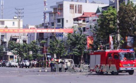 Vu no taxi Quang Ninh: Doi tuong nghien ma tuy tu sat bang min tu tao - Anh 1