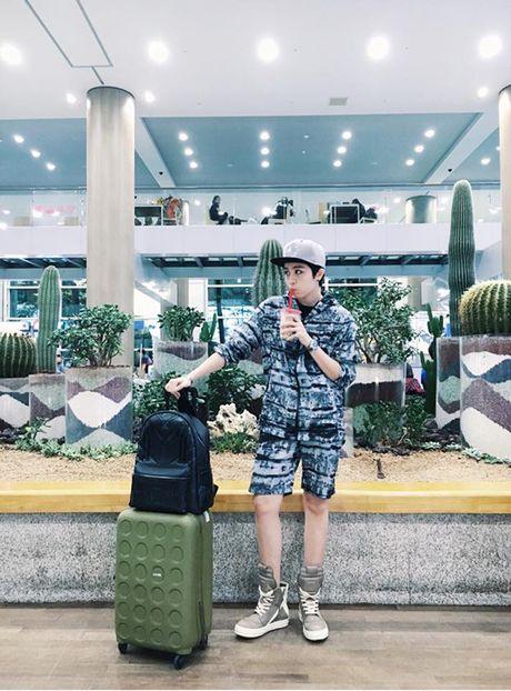 Sao Viet 3/10: Cadie khoe vai voi dam Lo Lem, Huong Giang lo chan xuong xau - Anh 7
