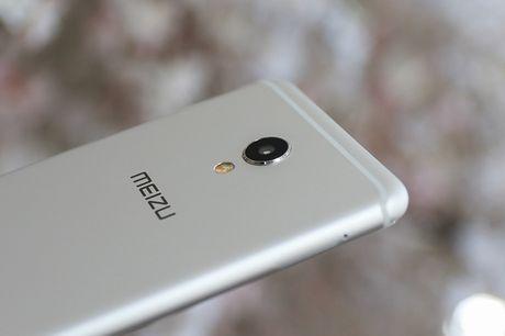 Danh gia nhanh Meizu MX6: Thiet ke dep, cau hinh va camera an tuong - Anh 10
