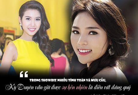 A hau Thuy Van tiet lo dieu khong ai tin ve Hoa hau Ky Duyen - Anh 3
