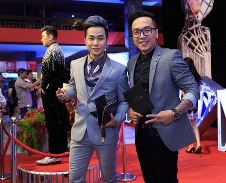 Quach Tuan Du lan dau cong khai ban gai doanh nhan - Anh 10
