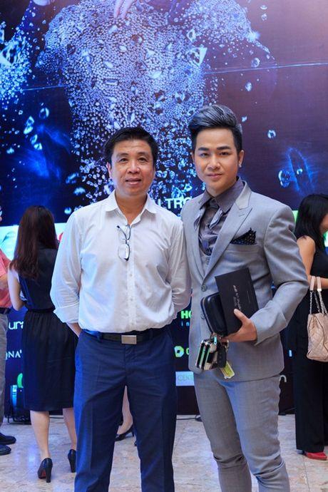 Quach Tuan Du lan dau cong khai ban gai doanh nhan - Anh 15