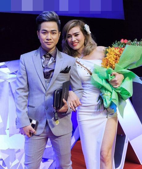 Quach Tuan Du lan dau cong khai ban gai doanh nhan - Anh 16