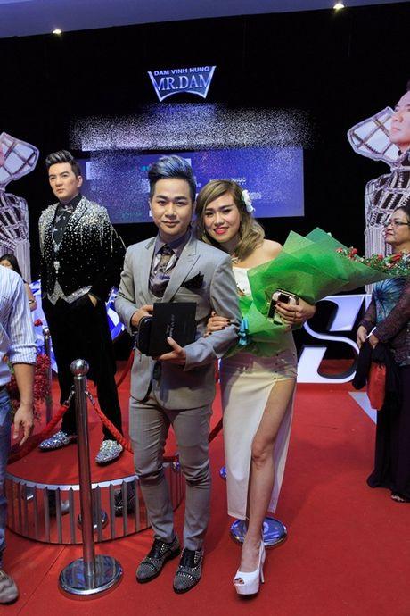 Quach Tuan Du lan dau cong khai ban gai doanh nhan - Anh 18