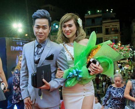 Quach Tuan Du lan dau cong khai ban gai doanh nhan - Anh 5