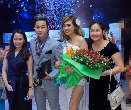 Quach Tuan Du lan dau cong khai ban gai doanh nhan - Anh 7