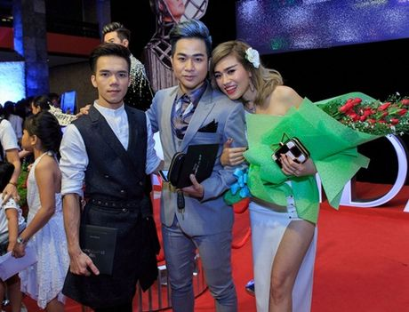 Quach Tuan Du lan dau cong khai ban gai doanh nhan - Anh 9