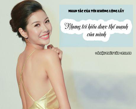 "A hau Thuy Van: ""Trong showbiz toi choi than nhat voi Ky Duyen"" - Anh 3"